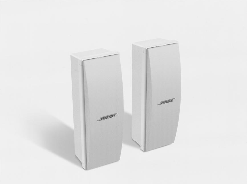 bose 402. a variety of bose professional speakers. they are more reliable than conventional speakers whose small, separate tweeters often cannot handle the high 402